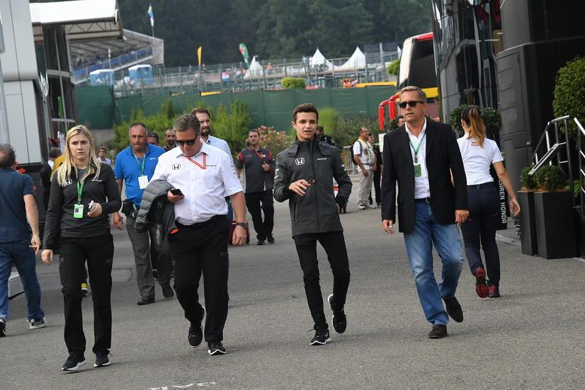 GP de Bélgica: Vettel ha renovado, ¿y Alonso?