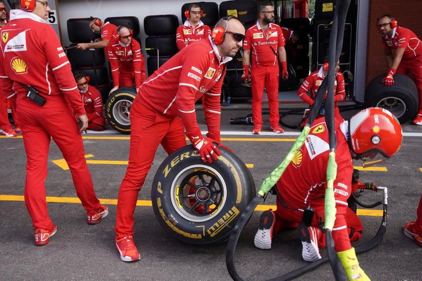 GP de Bélgica: estrategias para la carrera