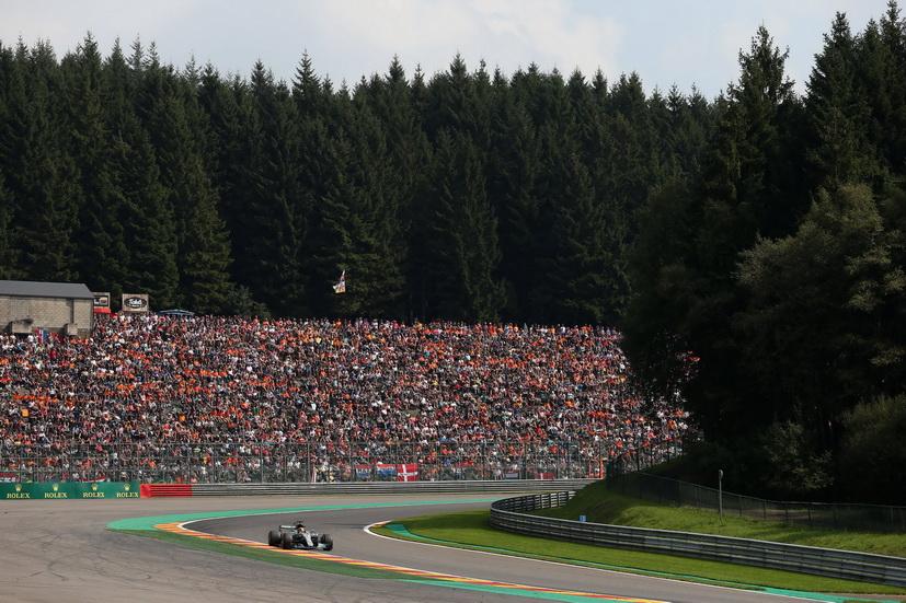 GP de Bélgica: Hamilton gana a pesar de los ataques de Vettel