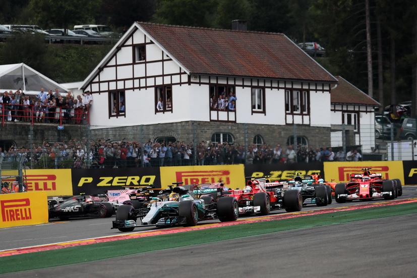 GP de Bélgica: las clasificaciones tras la carrera