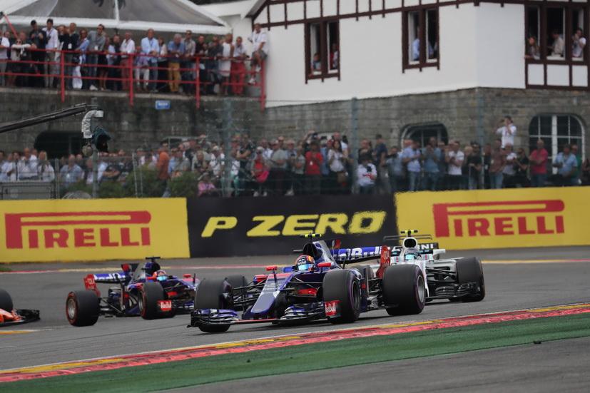 GP de Bélgica: a la tercera va la vencida. Sainz puntuó en Spa