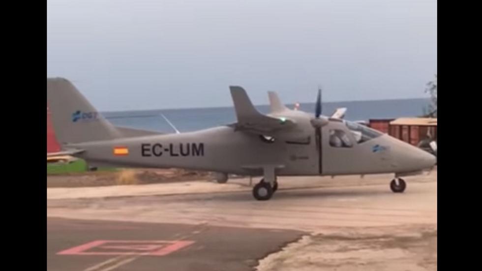 ¿Pegasus? La DGT ya prueba nuevos radares en avionetas (vídeos)