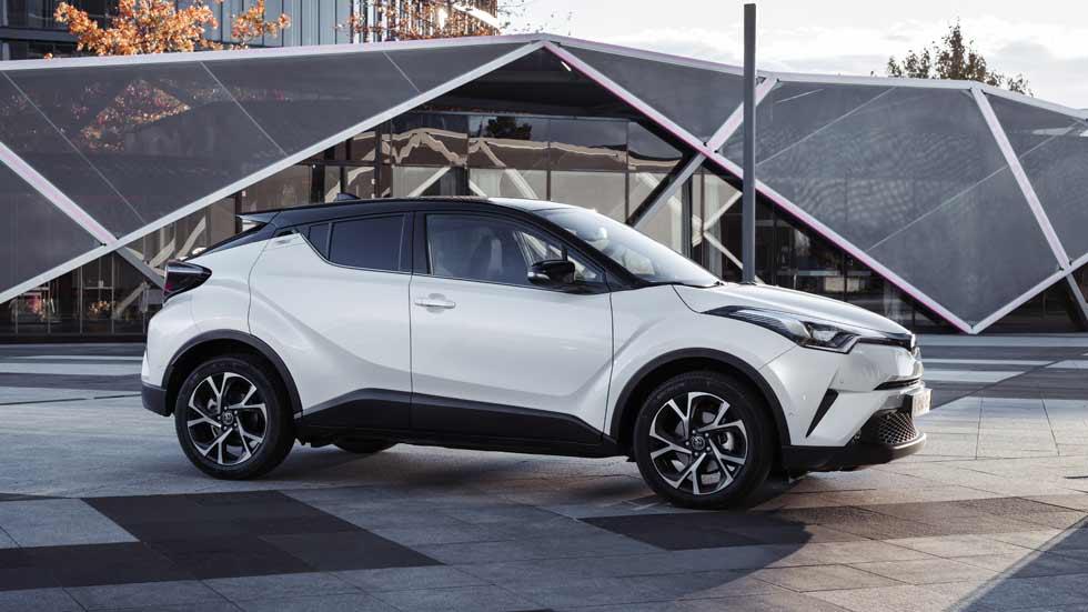 Los SUV acaparan el tercio de ventas de coches nuevos en Europa