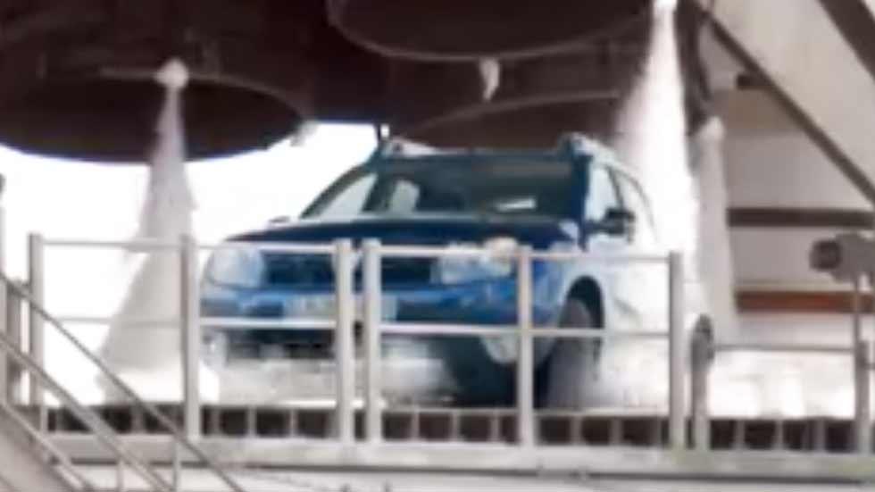 El nuevo Dacia Duster 2018, casi a punto (primer vídeo)
