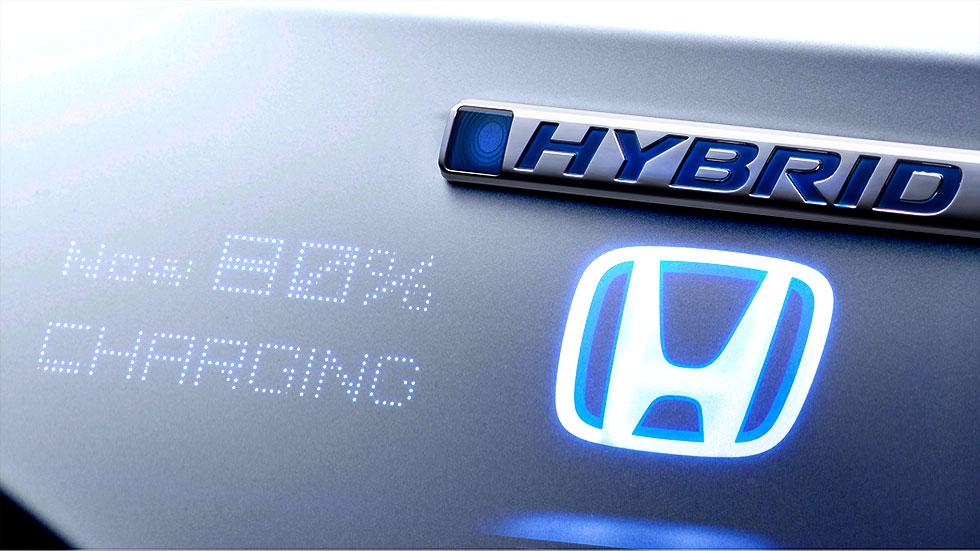 Honda Confirma El Nuevo Cr V Hybrid En El Sal 243 N De