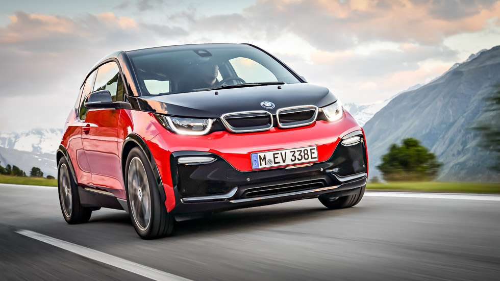bmw i3 e i3s 2018 m ltiples mejoras y nueva versi n deportiva. Black Bedroom Furniture Sets. Home Design Ideas