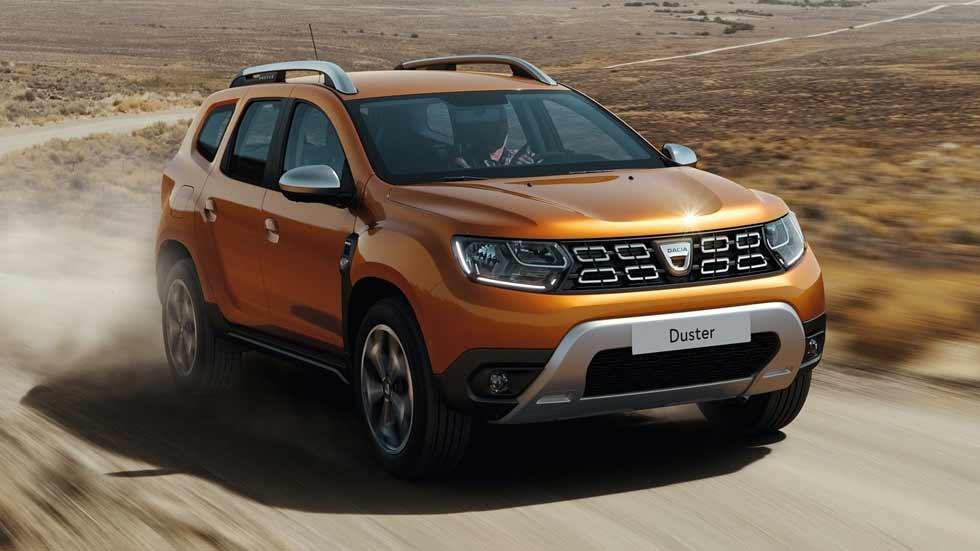 ¡Oficial! Así es el nuevo Dacia Duster 2018 (fotos y datos)