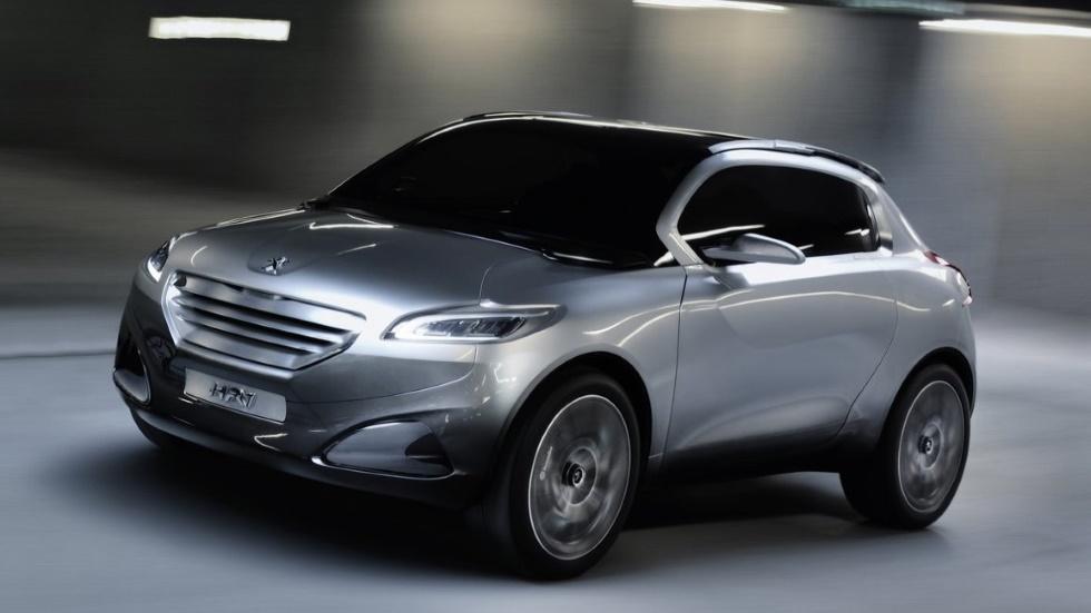 Peugeot 1008: un posible SUV más pequeño que 2008 y 3008