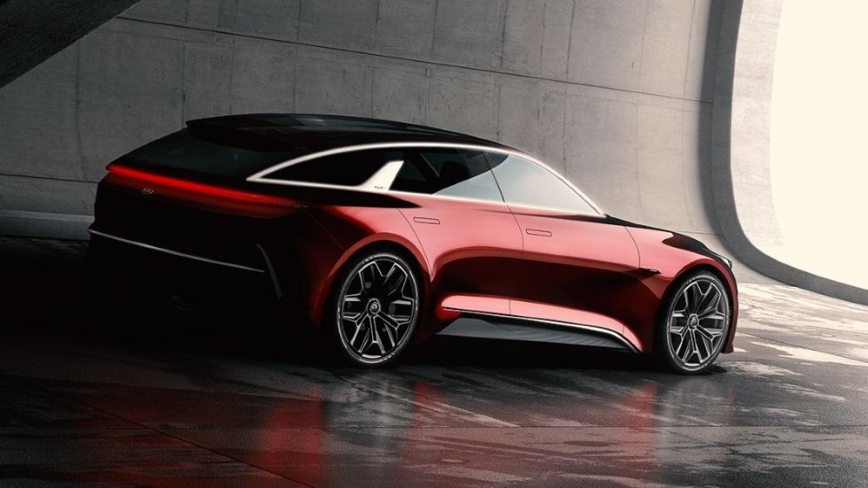 Kia Cee'd 2018: primer anticipo y nueva carrocería