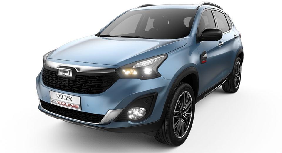 La marca china Qoros presenta un nuevo SUV y un sedán de lujo