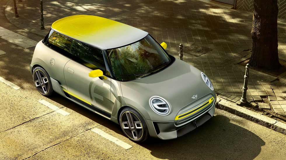 Mini Electric Concept: la base del Mini eléctrico de 2019