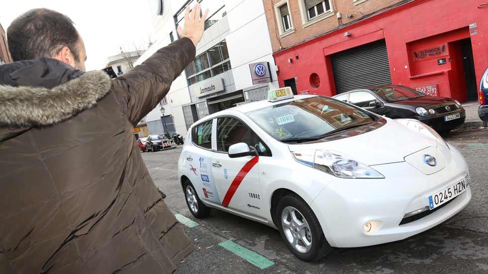 Los taxis de Madrid sólo podrán ser ecológicos: todas las claves