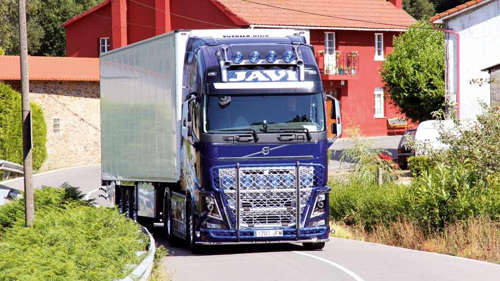 Colosos del asfalto: los camiones más potentes de Europa