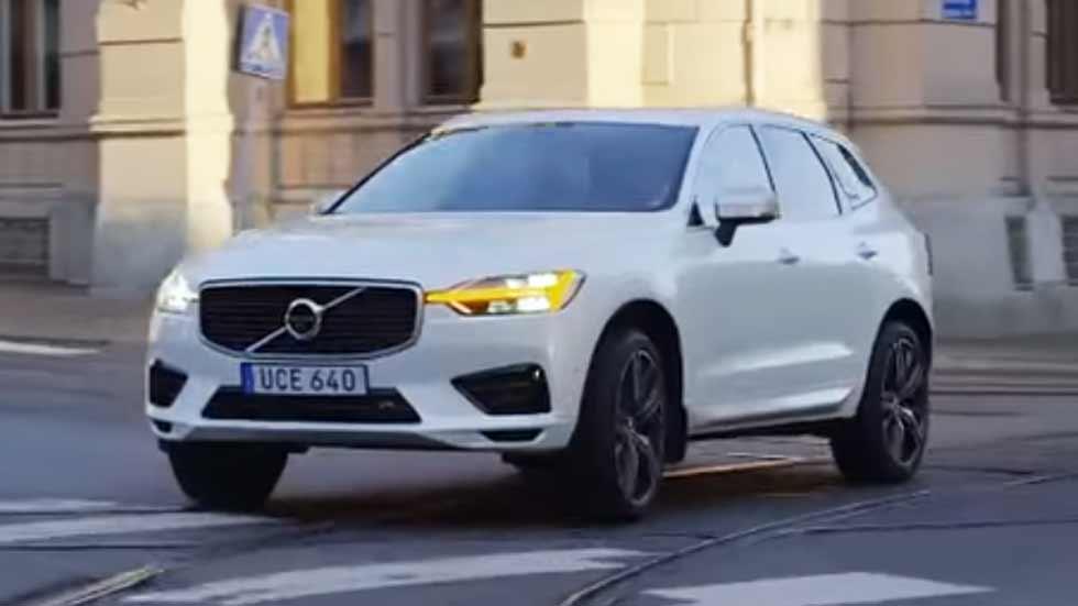 Volvo XC40: primer vídeo, imágenes y datos del nuevo SUV