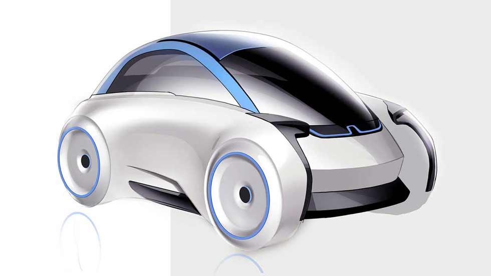 ¿Un nuevo BMW Isseta para la ciudad del futuro? ¡Sí!