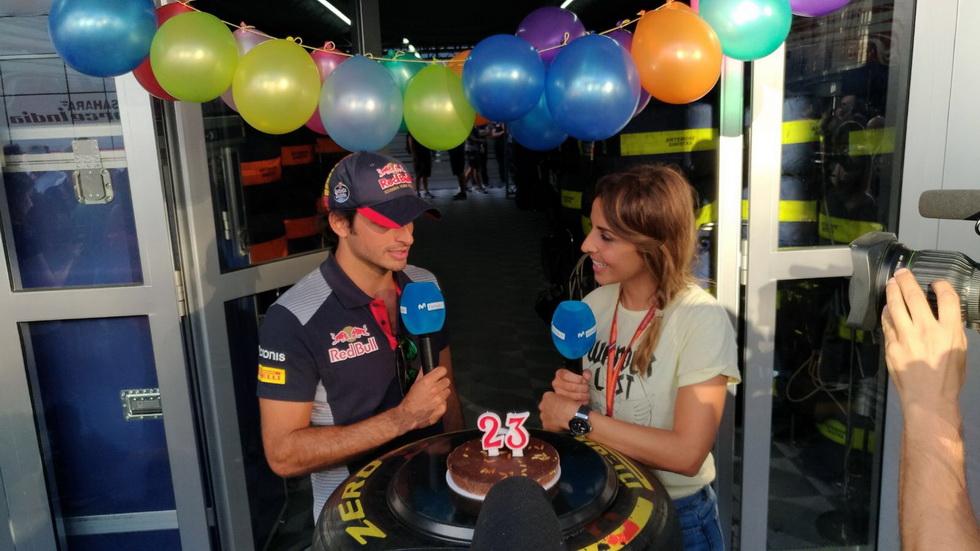 GP de Italia: ¡feliz cumpleaños, Carlos!