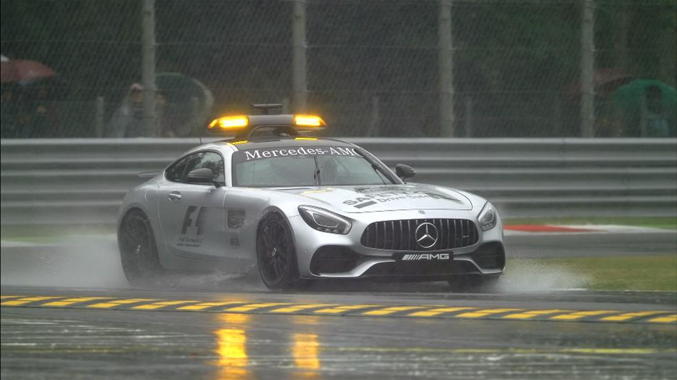 GP de Italia: retrasados los entrenamientos libres por la lluvia
