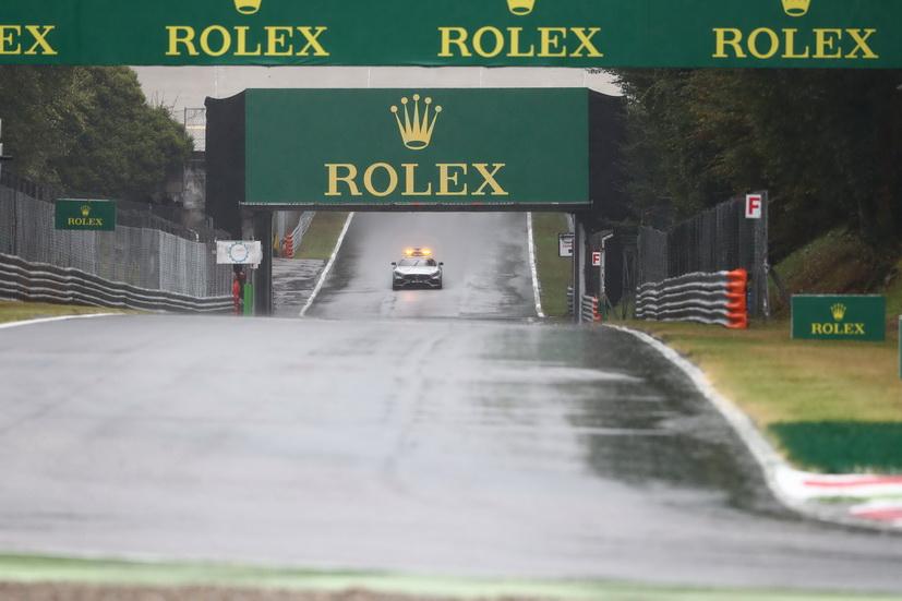 GP de Italia: esta es la parrilla de salida provisional
