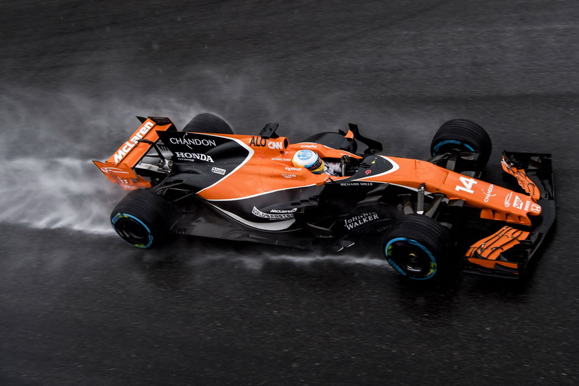 """GP de Italia: """"Podríamos haber estado en el top 5"""", comenta Alonso"""