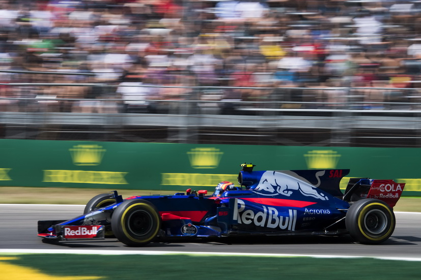 "GP de Italia: Sainz tras la carrera: ""simplemente no hemos tenido ritmo"""