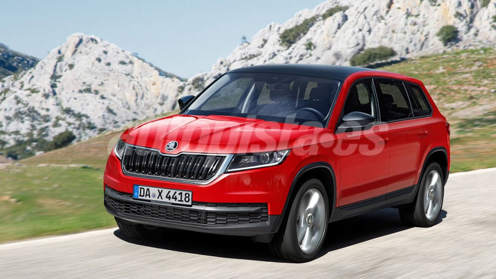 skoda crossover nuevo suv en 2019 por debajo de karoq y kodiaq. Black Bedroom Furniture Sets. Home Design Ideas