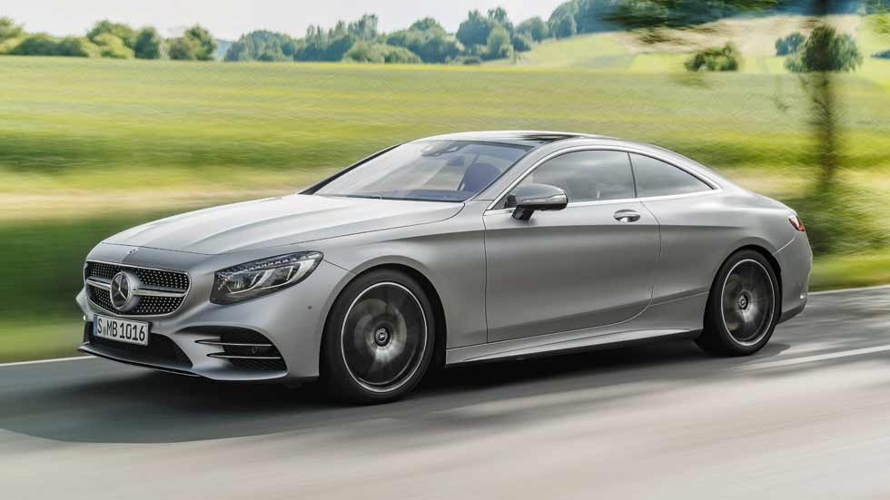Mercedes Clase S Coupé y Cabrio 2018: ¡qué lujo!