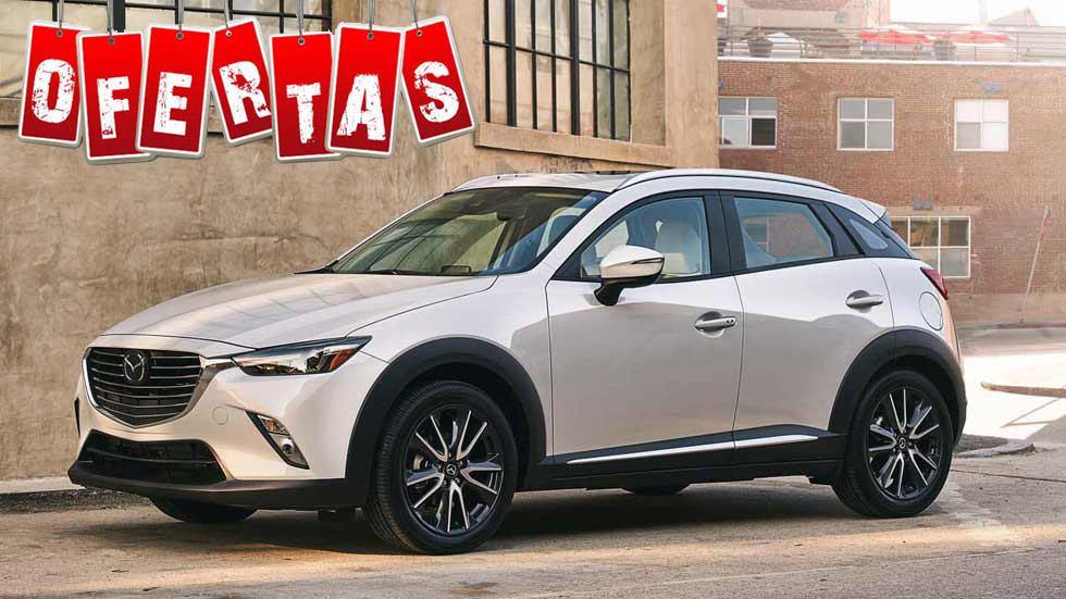 Los coches con mejores ofertas de septiembre