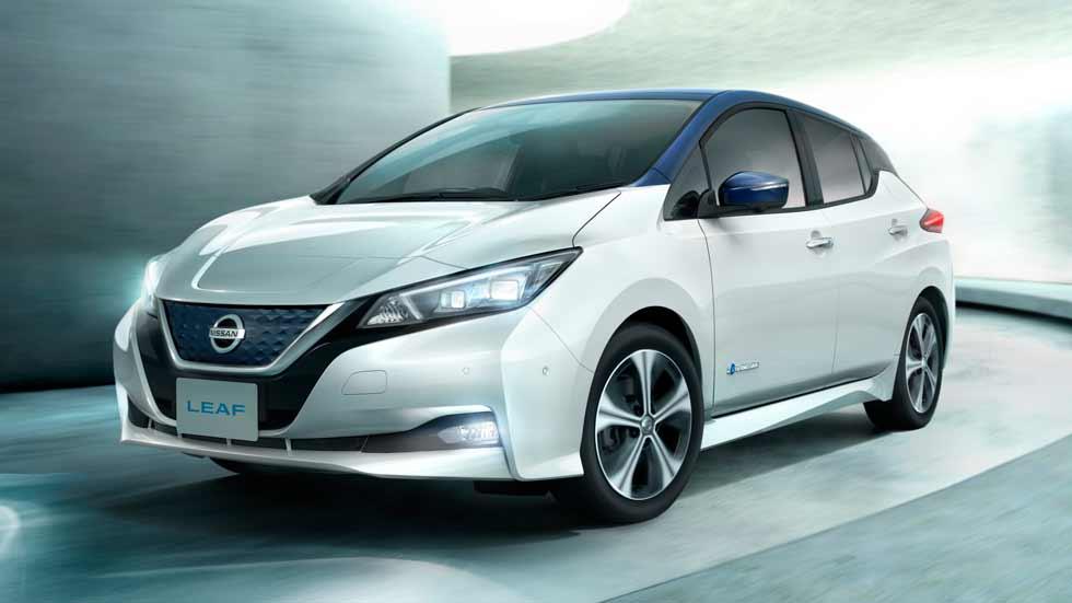 Nissan Leaf 2018: probamos la nueva generación del eléctrico más vendido