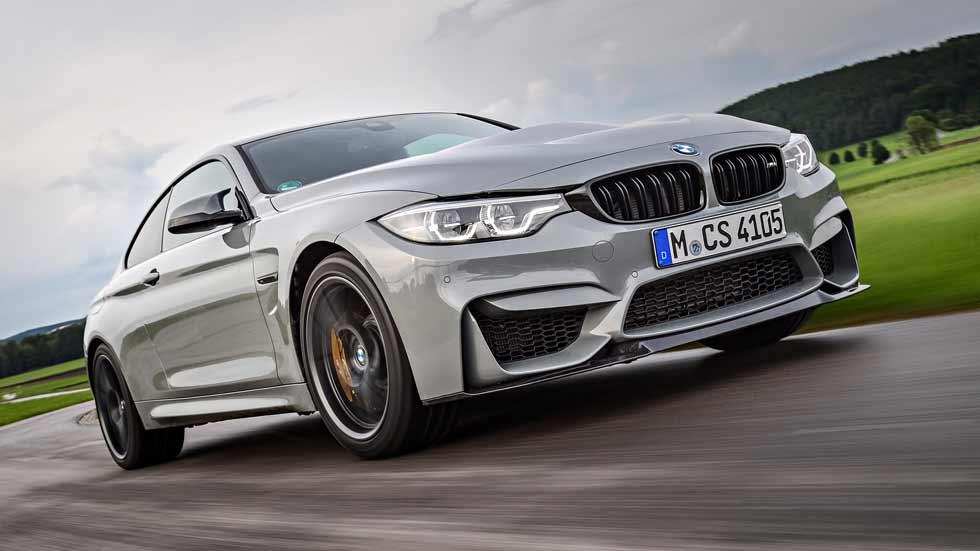 Así es el nuevo BMW M4 CS: precio para España