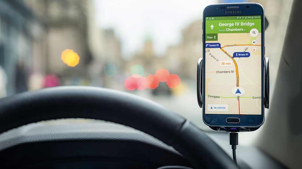 Dudas: ¿cómo poner los radares en Google Maps?