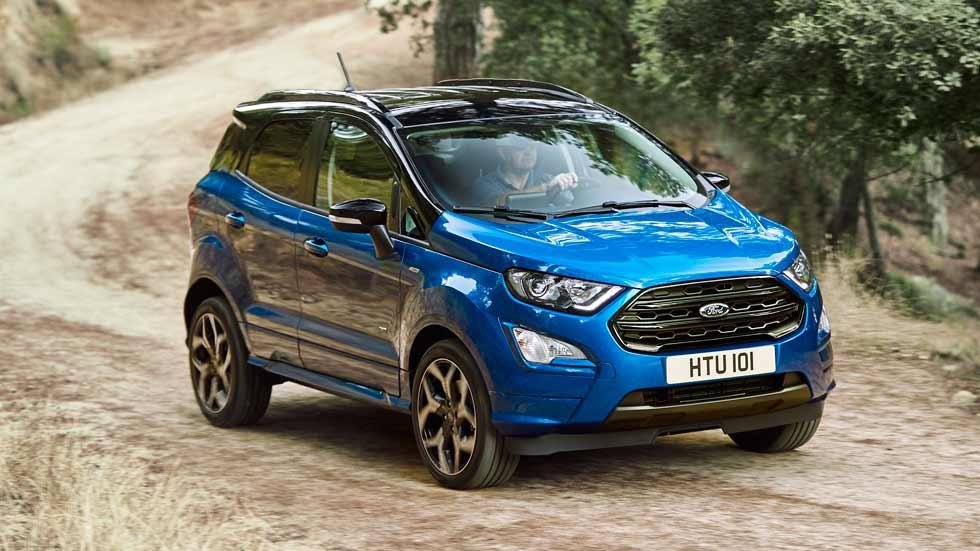 Ford EcoSport 2018: más equipamiento y tecnología a bordo (vídeo)