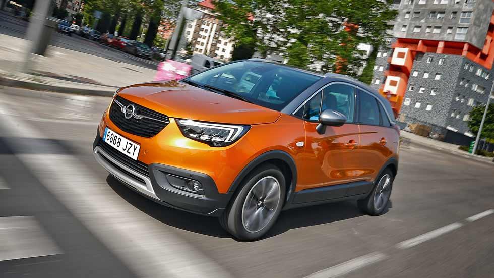 Opel Crossland X 1.6 Turbo D: superprueba al nuevo SUV con todos los datos