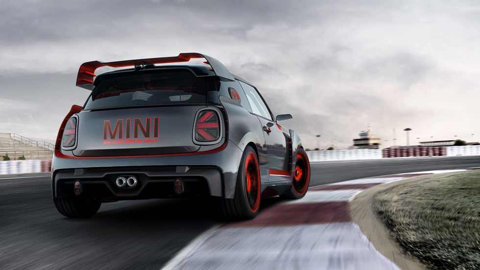 Mini John Cooper Works GP Concept 2017: ¡celebración deportiva!