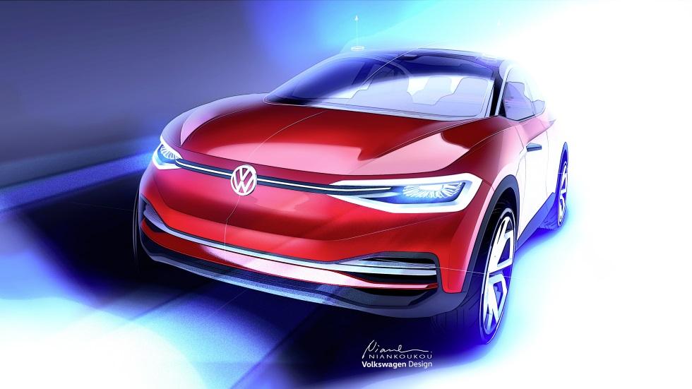 VW I.D. Crozz: el nuevo SUV eléctrico, más cerca de producción