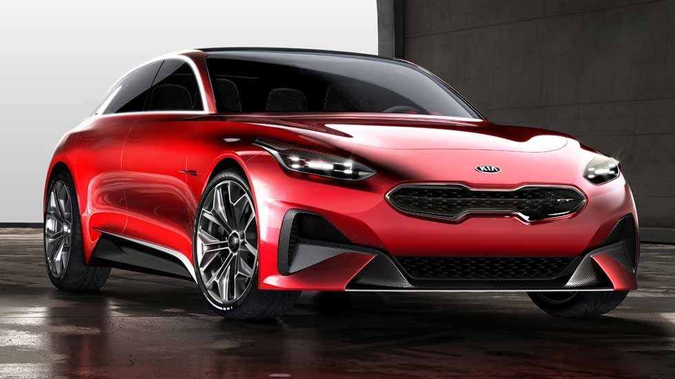Kia Proceed Concept: el Cee'd 2018 tendrá carrocería Shooting Brake