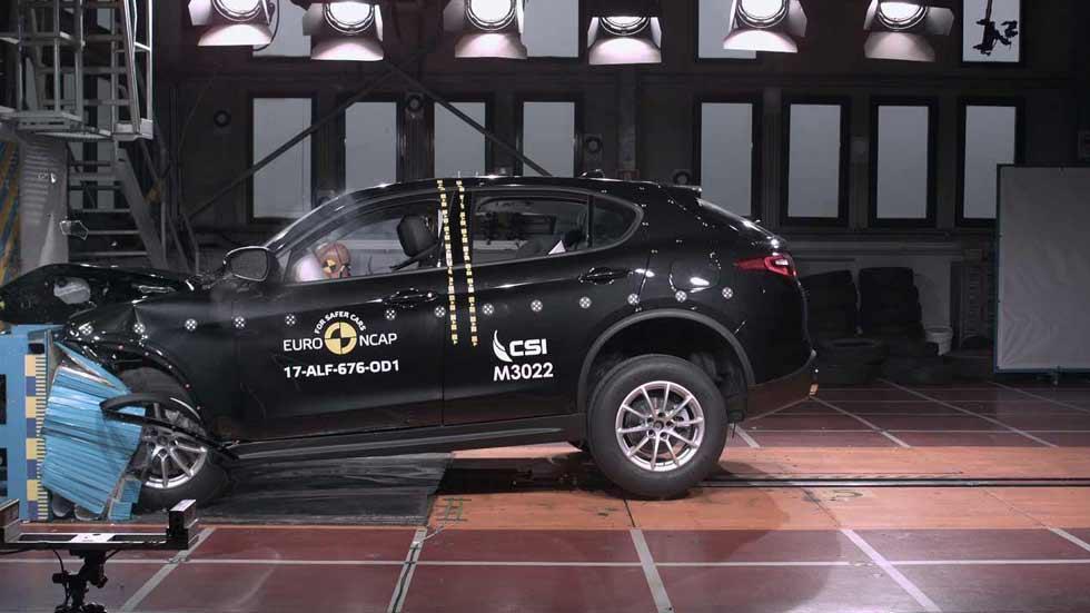 Los coches y SUV más y menos seguros en los últimos test Euro NCAP