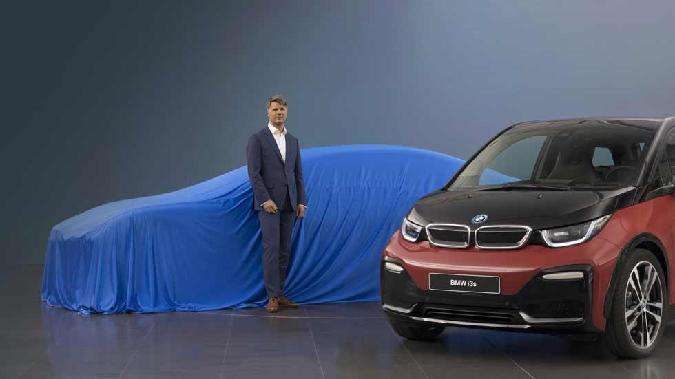 En 2025, BMW tendrá hasta 12 coches cien por cien eléctricos