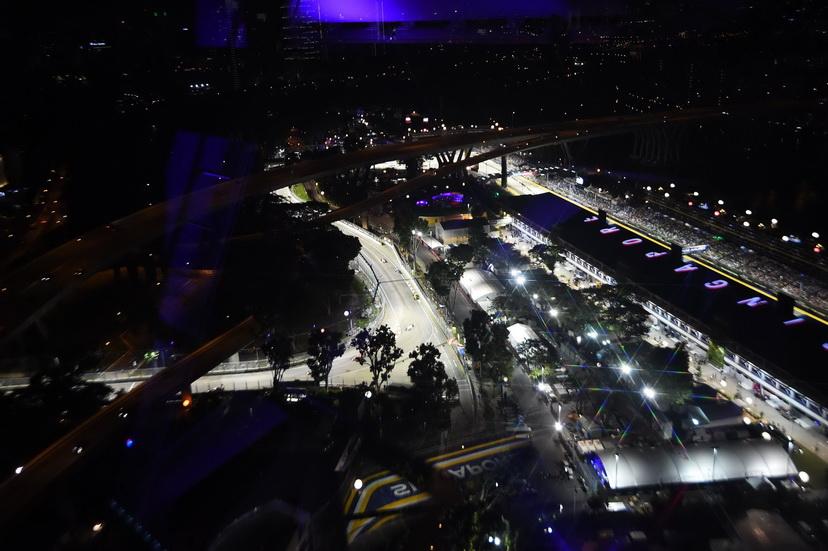 GP de Singapur: la carrera más larga de la temporada