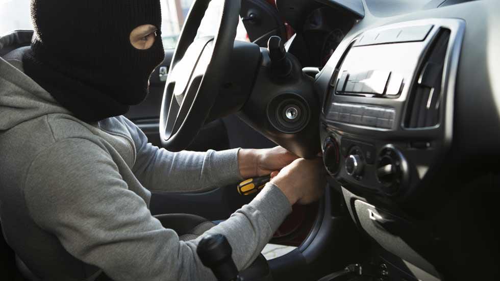 En España se roban más de 40.000 coches al año: cómo y cuándo