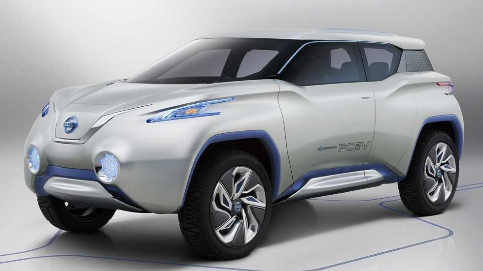 Nissan lanzará un súper Qashqai eléctrico en 2018