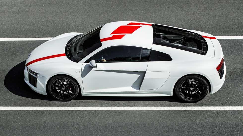 Audi R8 V10 RWS: el deportivo de Audi, con tracción trasera