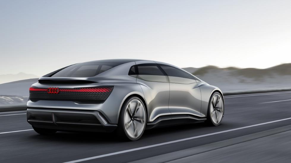 Audi Aicon Concept: el futuro de Audi... y del A6
