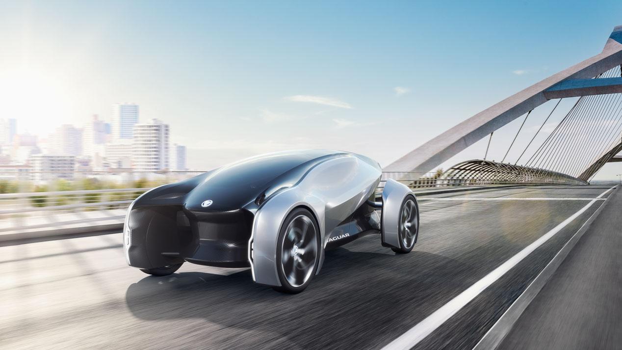Future-Type, el coche de 2040 según Jaguar