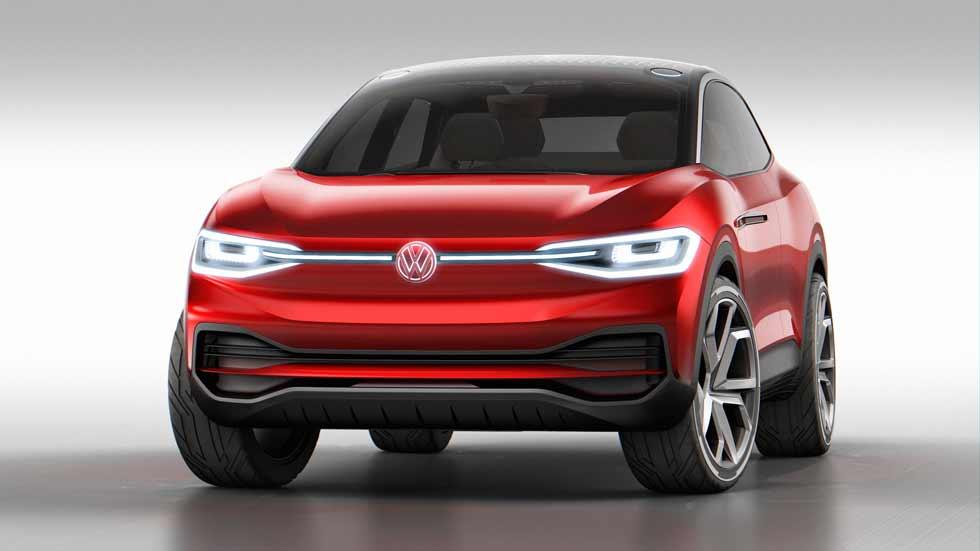 Volkswagen I.D. Crozz II: el nuevo SUV, en 2020