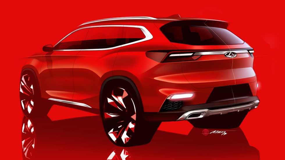 El SUV de la marca china Chery para Europa, más cerca