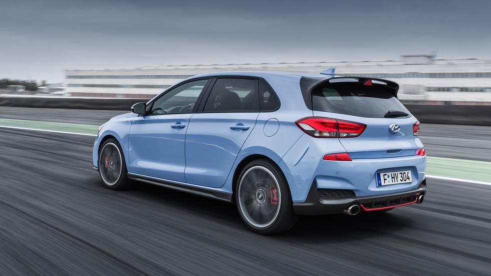 Todo sobre el nuevo deportivo Hyundai i30 N: de la competición a la calle