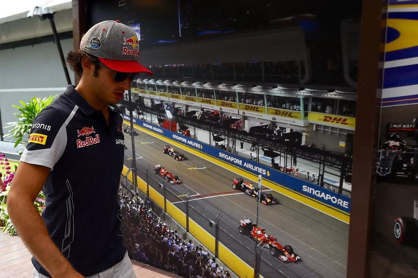 GP de Singapur: Sainz confía en puntuar