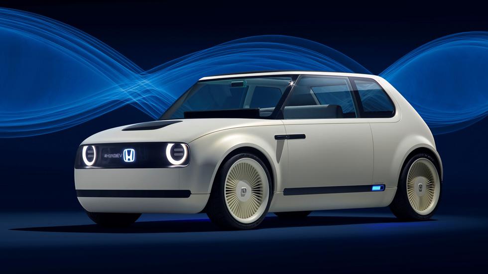 Honda Urban EV Concept: un nuevo coche icono para 2019