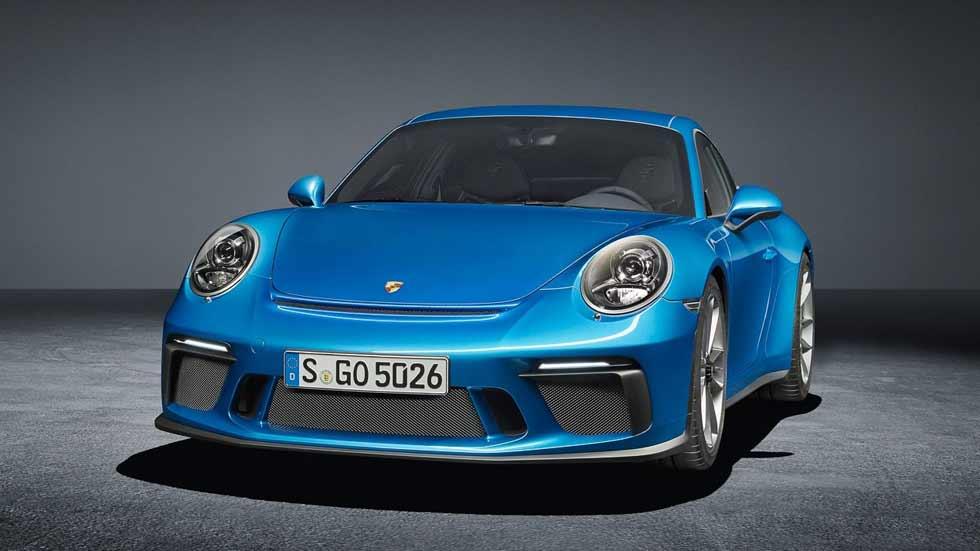 Porsche 911 GT3 Touring Package, el deportivo casi perfecto