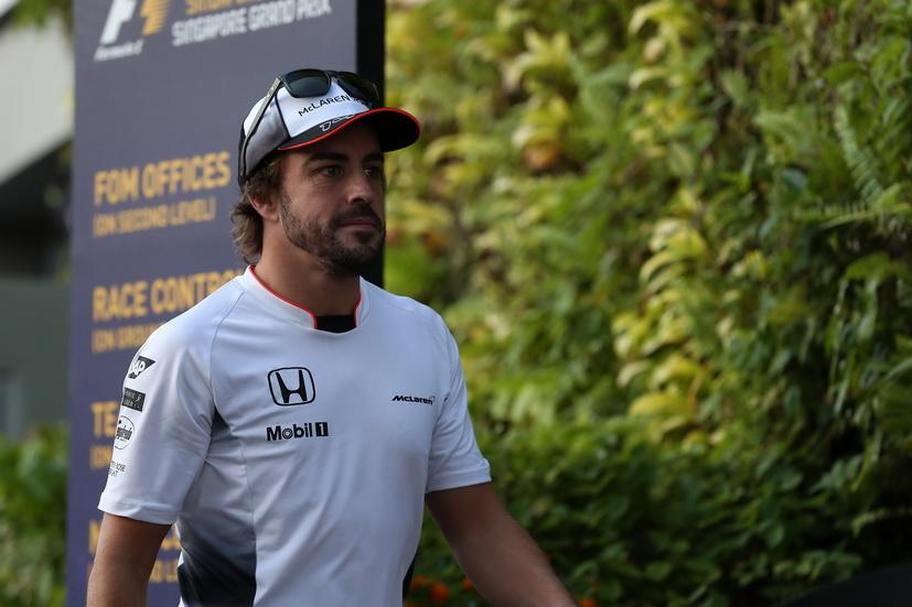 "F1: Alonso espera que su ""racha"" de abandonos termine"